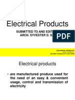 Electrical Products - Revised