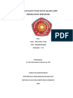 Cover dermatitis seboroik fika