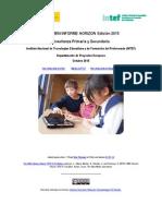 Resumen Informe Horizon NMC 2015 K12 INTEF Octubre 2015