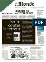 Monde 2 en 1 Du Vendredi 20 Novembre 2015