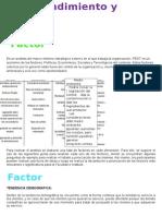 Factores Externos de Una Empresa- Pest-g
