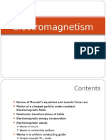 Electromagnetism Fantastic
