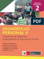DESARROLLO Personal I
