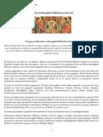 Sf Arh Mihail si Gavril + Sf Nectarie