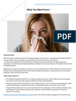 Medclapp.com-Swine Flu Syndrome What You Must Know