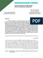 comparative evaluation for mix design.pdf