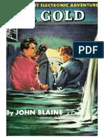 Rick Brant #3 Sea Gold