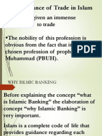 Lecture - Islamic Banking Introduction