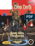 HEROES FROM EARTH - Book One