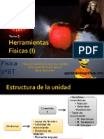 Tema 2 Herramientas Fisicas (I)