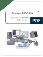 Exemplo de configuração do protocolo PROFIBUS no TIA Portal.