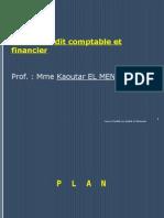 Cours d'Audit Comptable Et Financier