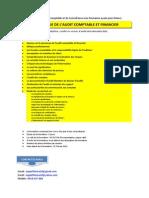Programme Audit Comptable Et Financier