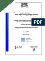 Draft Prefeasibility_Feasibility Report