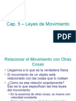 Cap 05 Leyes de Movimiento