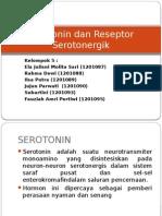 Serotonin Dan Reseptor Serotonergik