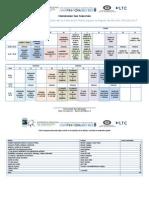 Cronograma Diplomado en GIP Bio Bio 2015