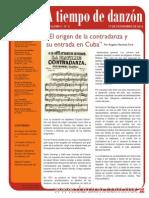 0152 - Rogelio Martínez Furé - El Origen de La Contradanza y Su Entrada en Cuba