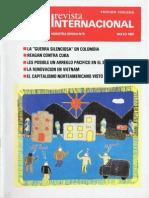 Revista Internacional-Nuestra Época-Edición Chilena de Mayo de 1987
