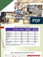 Conflicto Mineros en El Perú