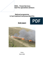 Prescribed Fire Specialists Advisors