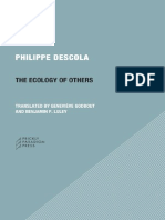 Descola - The Ecology of Others