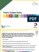 Reglas de Oro Seguridad