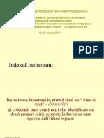 Indexul incluziunii