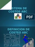 abc costos