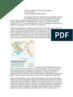 Resumen Guerra Del Peloponeso