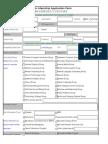 Msra Intern Application Form