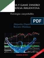 Aprenda a Ganar Dinero En Bolsa Argentina