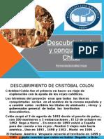 Descubrimiento y Conquista de Chile Fernanda