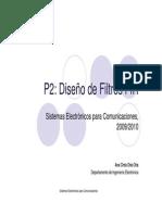 Practica2 Diseno Filtros FIR 2010