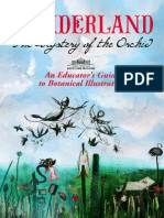 Wonderland Botanical Illustration Guide(2)