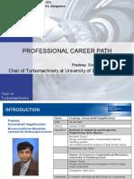 Professional Development Pradeep New