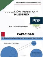 Población Muestra y Muestreo Conceptos Básicos