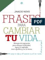 Frases para cambiar tu vida - Ignacio Novo.pdf