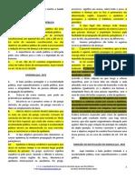 Penal Especial Aula 11 - Crimes Contra a Saúde Pública