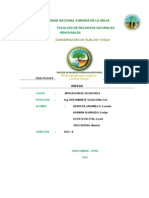 2do Informe de Mitgacion