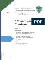 Practica 2 °conectores coaxiales y de red
