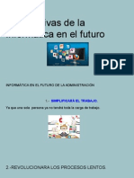 Informatica en El Futuro