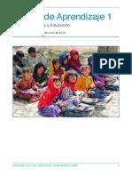 Sociedad, Cultura y Educación