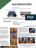 Guía Rápida de Penta Kit Dvr01
