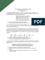 Ejercicio de Covarianza y Correlación