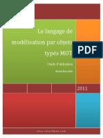 Guide Modelisation Par Objets Types Mot
