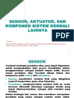 Sensor Dan Aktuator