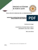 Análisis de La Estructura y Soporte de La Revista Final