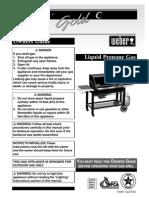 Genesis GoldC LP Owners Guide 55061 04-23-01