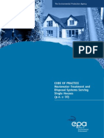 EPA Code of Practice Wastewater Treatment and Disposal Systems